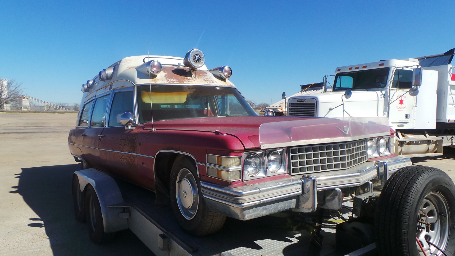 1974 Cadillac Ambulance For Sale Autos Post