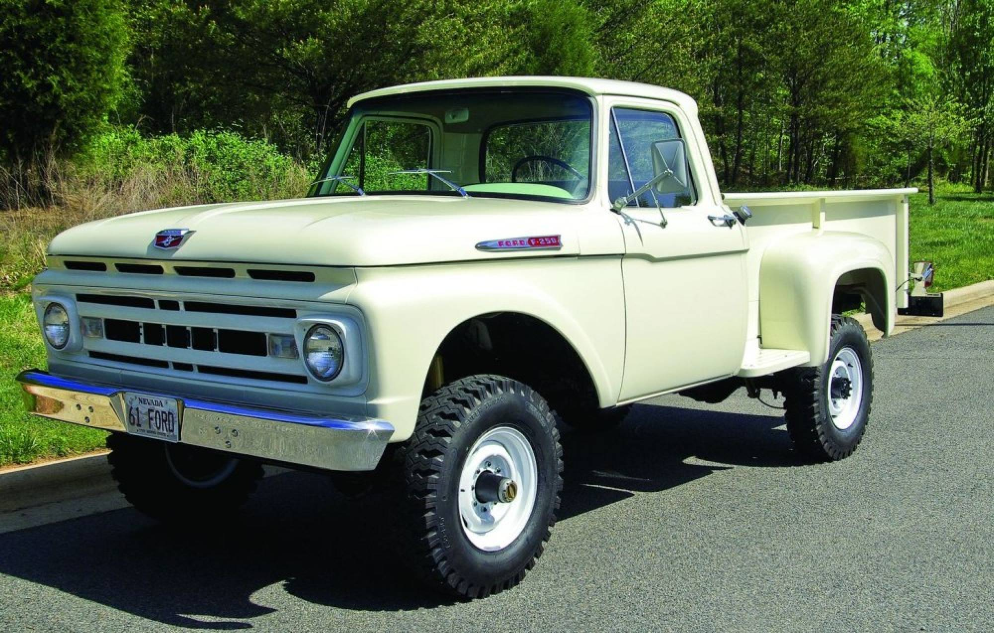 1962 FORD FACTORY 4X4, RARE…  COMING SOON!!!! – Texas