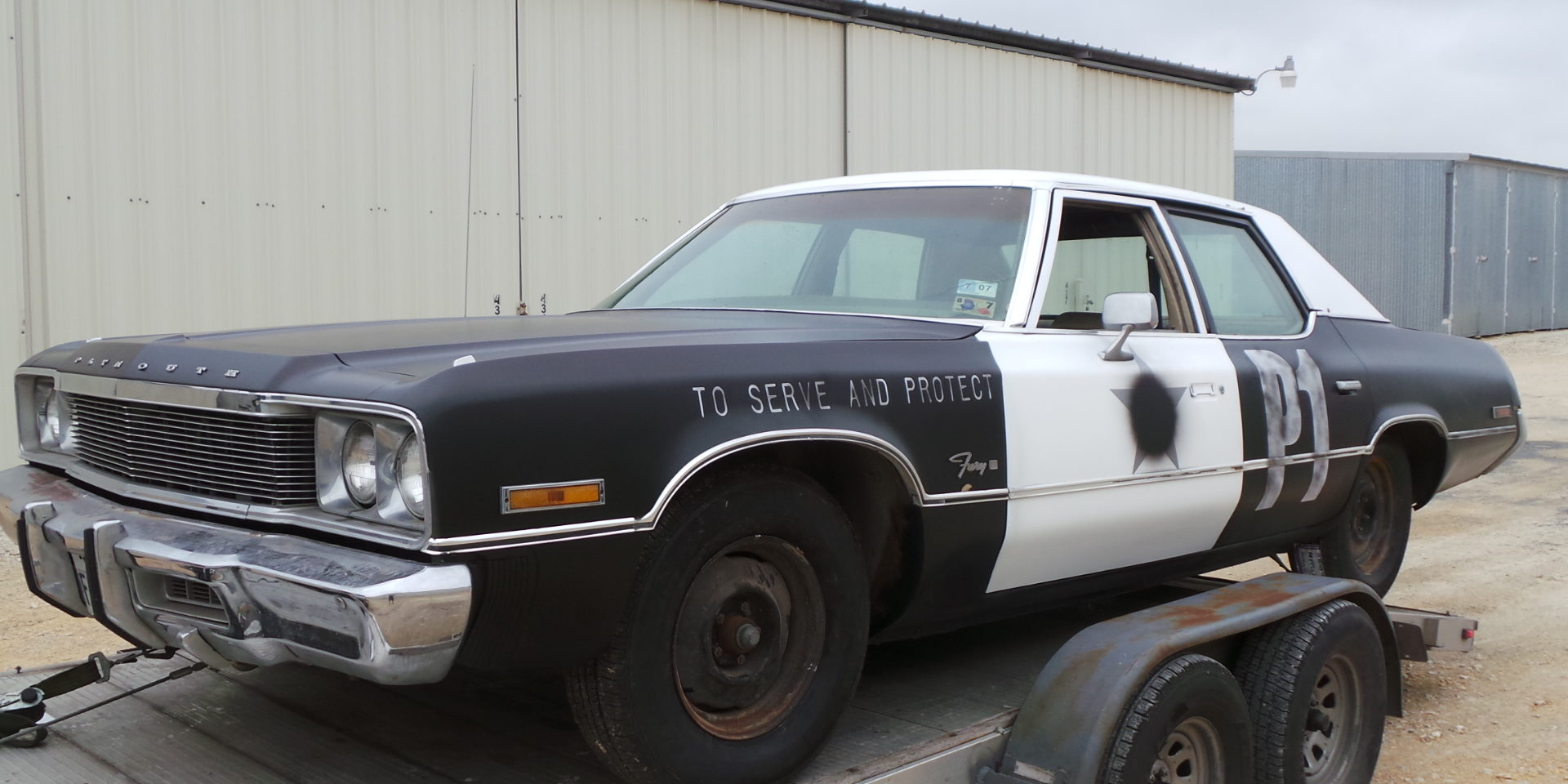 1974 BLUESMOBILE, JAKE AND ELWOOD SPECIAL  ASKING $5900 – Texas